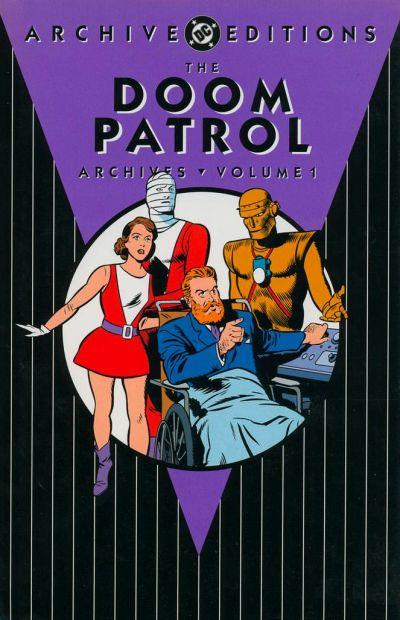 Doom Patrol Archives Vol 1 1