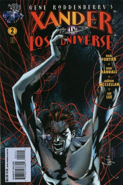 Gene Roddenberry's Xander in Lost Universe Vol 1 2