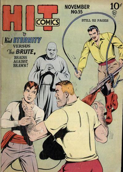 Hit Comics Vol 1 55