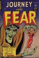 Journey Into Fear Vol 1 1