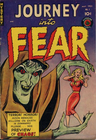 Journey Into Fear Vol 1