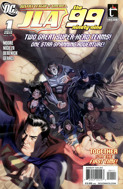 Justice League of America / the 99 Vol 1 1