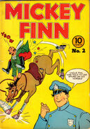 Mickey Finn Vol 1 2