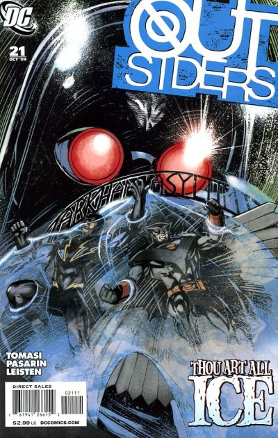 Outsiders Vol 4 21