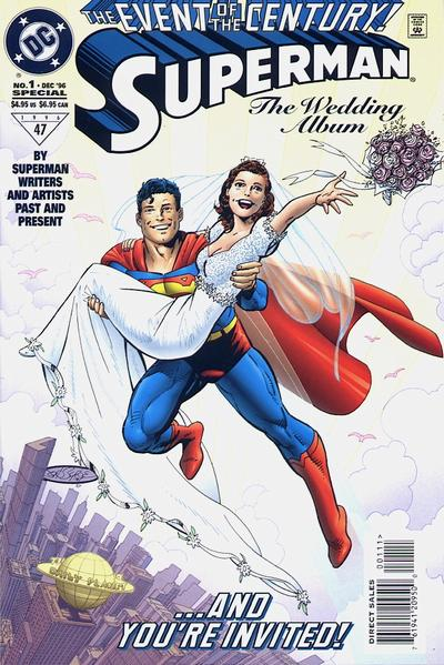Superman: The Wedding Album Vol 1 1