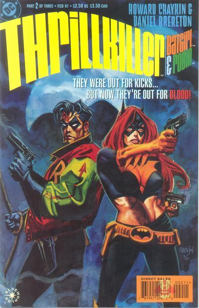 Thrillkiller Vol 1 2