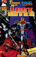 Tomorrow Man & Knight Hunter Last Rites Vol 1 1
