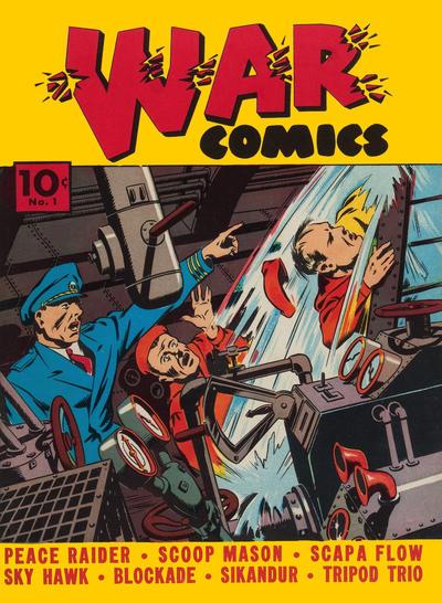 War Comics (Dell) Vol 1