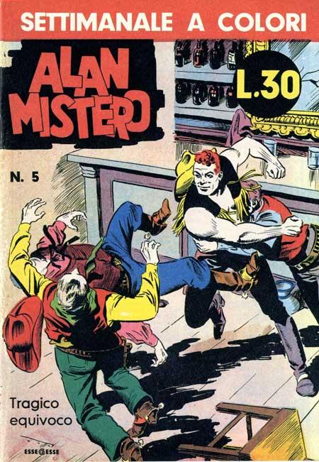 Alan Mistero Vol 1 5