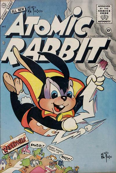 Atomic Rabbit Vol 1 3