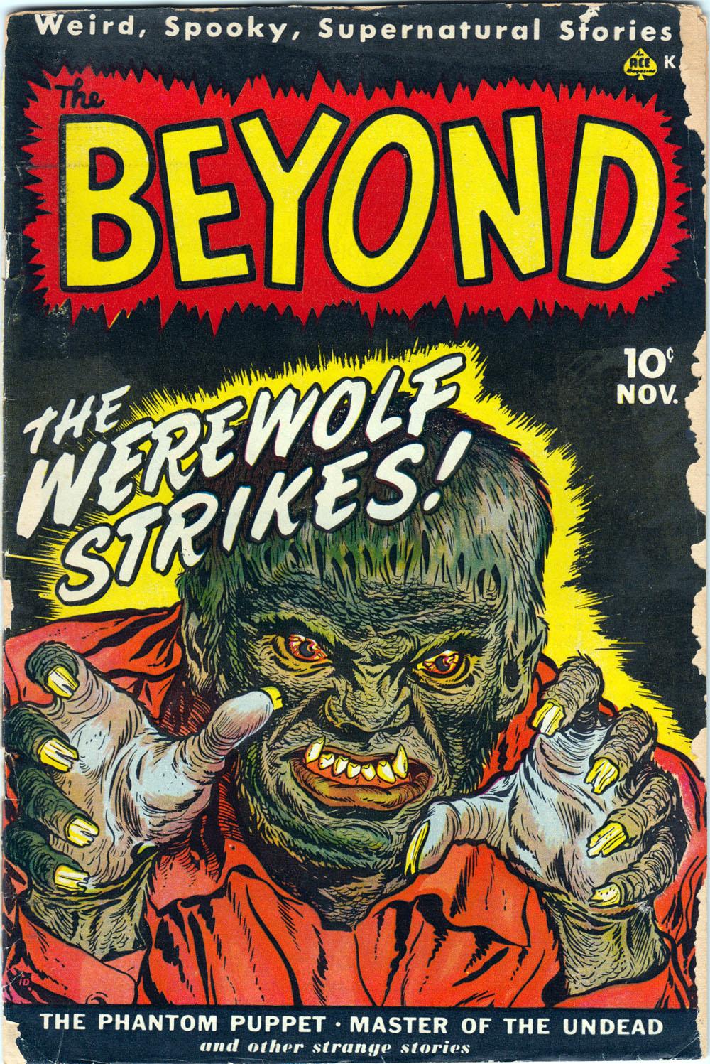 The Beyond Vol 1 1