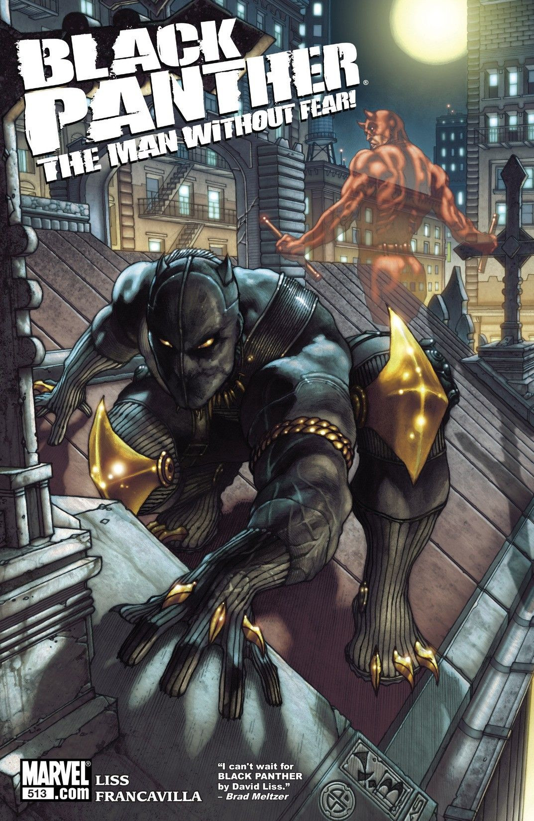 Black Panther: The Man Without Fear Vol 1 513