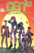 Gen 13 - The Unreal World Vol 1 1