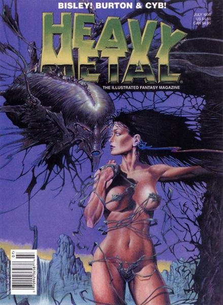Heavy Metal Vol 20 3