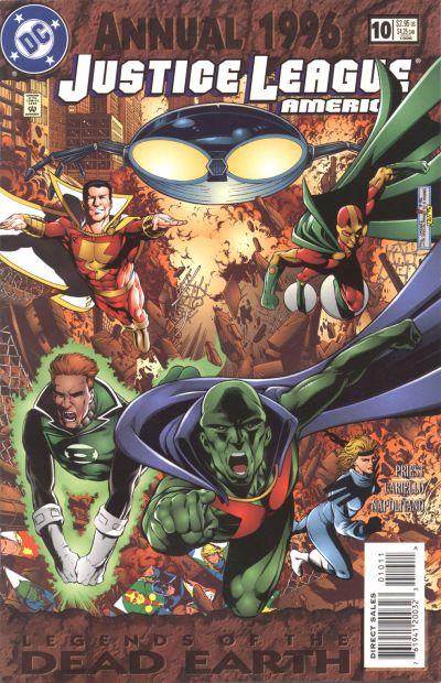 Justice League America Annual Vol 1 10