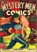 Mystery Men Comics Vol 1 3
