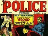 Police Comics Vol 1 109
