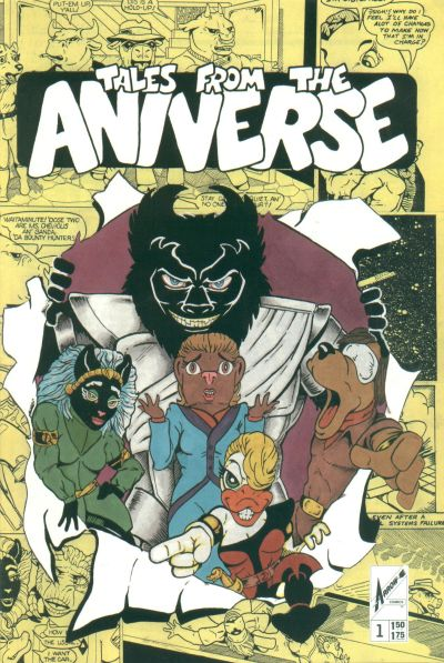 Tales from the Aniverse Vol 1