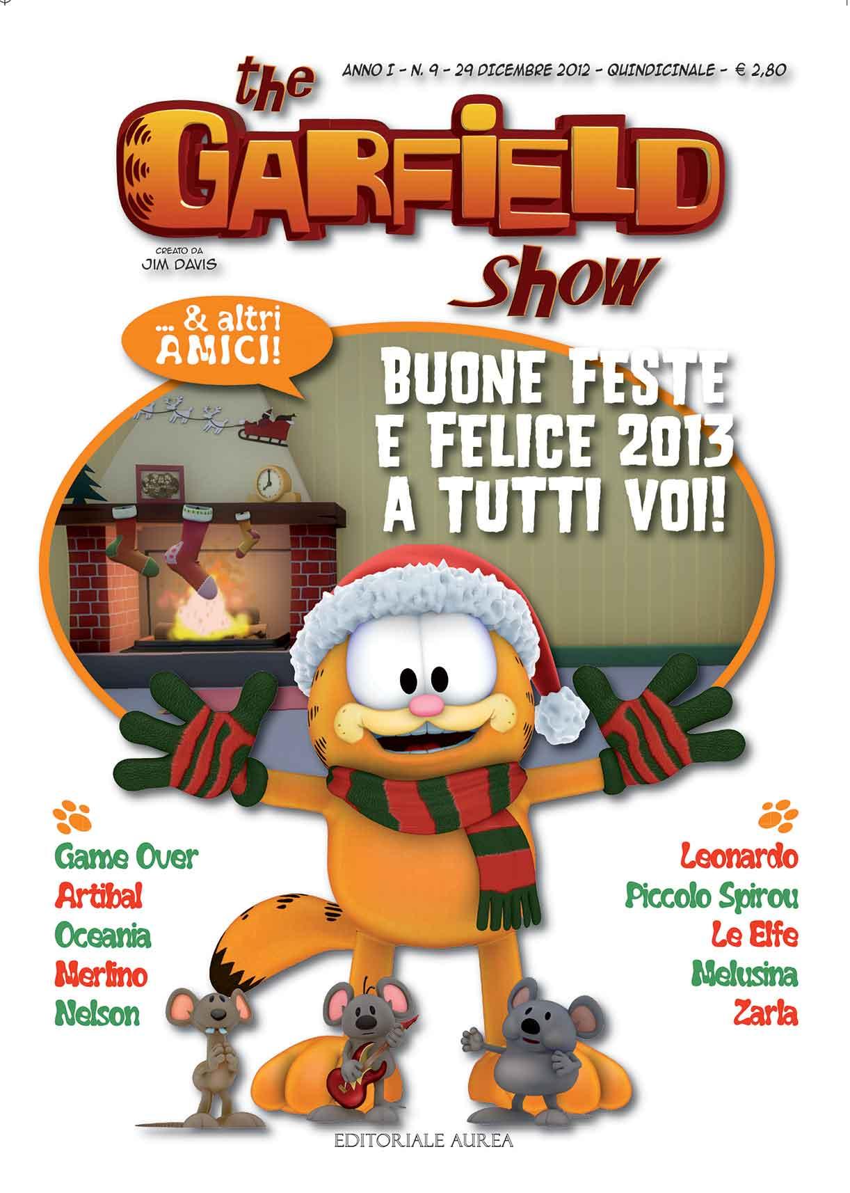 The Garfield Show Vol 1 9