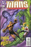 Titans (DC) Vol 1 11