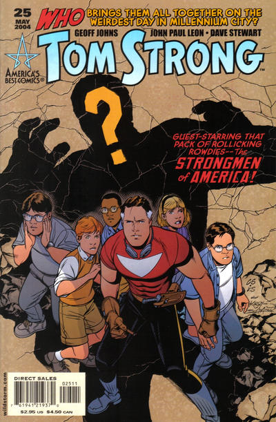 Tom Strong Vol 1 25