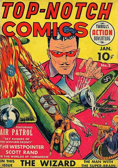 Top-Notch Comics Vol 1 2