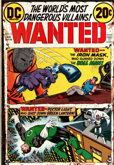 Wanted (DC) Vol 1 5