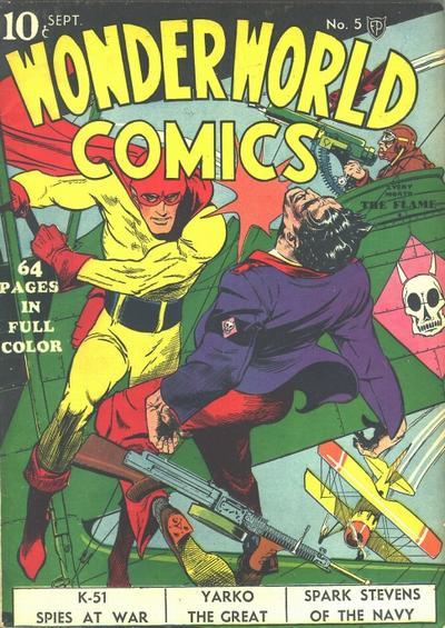 Wonderworld Comics Vol 1 5