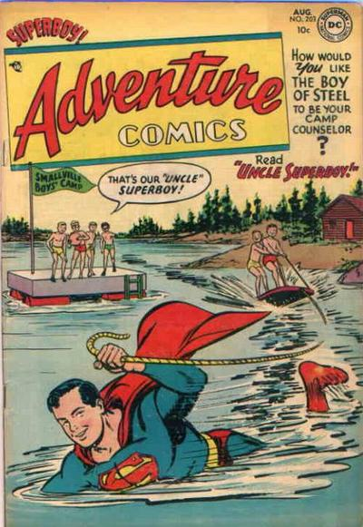 Adventure Comics Vol 1 203