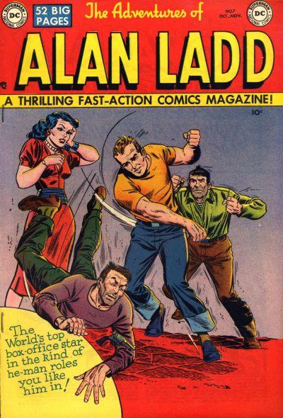 Adventures of Alan Ladd Vol 1 7