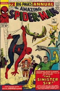 Amazing Spider-Man Annual Vol 1 1