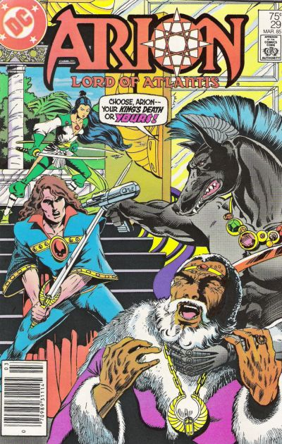 Arion Lord of Atlantis Vol 1 29
