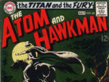 Atom and Hawkman Vol 1 43