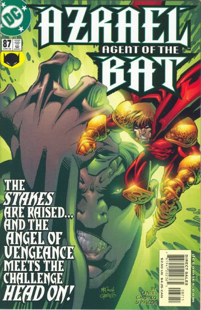 Azrael: Agent of the Bat Vol 1 87