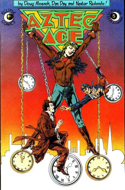 Aztec Ace Vol 1 5