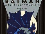 Batman Archives Vol 1 (Collected)