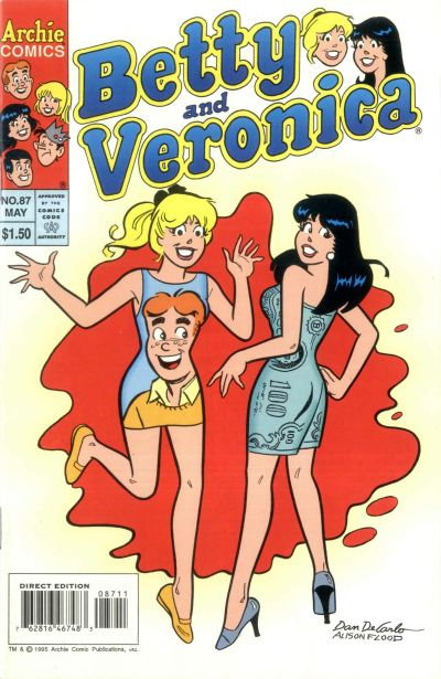 Betty and Veronica Vol 1 87