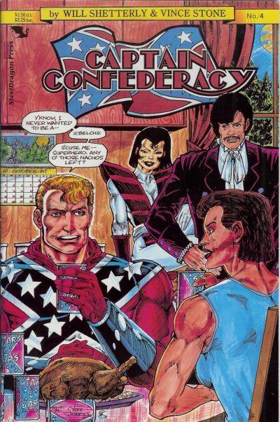 Captain Confederacy Vol 2 4