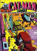 Cat-Man Comics Vol 1 2