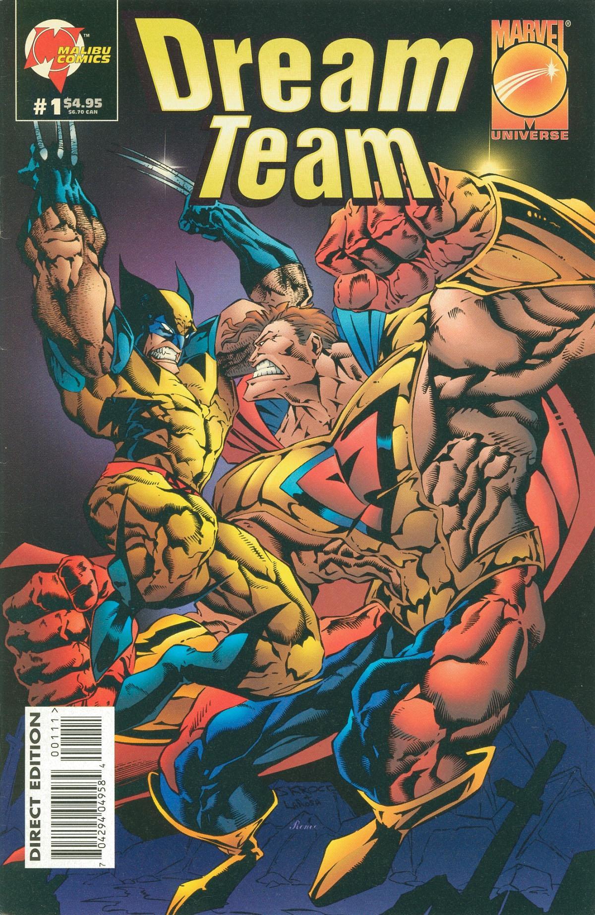 Dream Team Vol 1