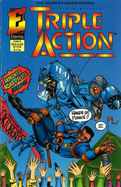 Eternity Triple Action Vol 1 2