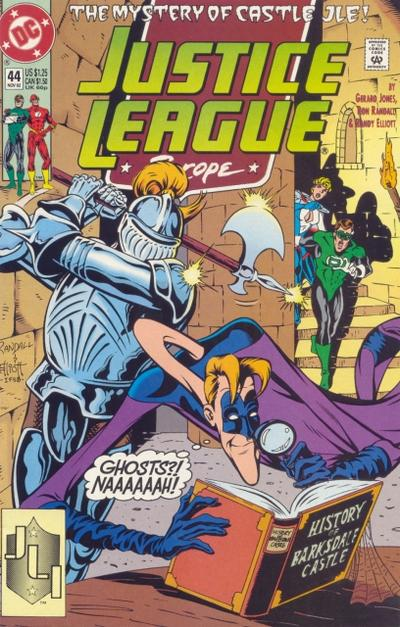 Justice League Europe Vol 1 44