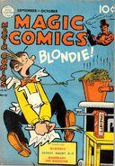Magic Comics Vol 1 122