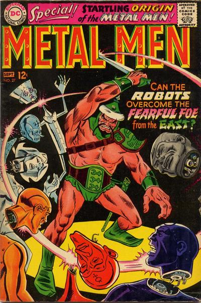 Metal Men Vol 1 27