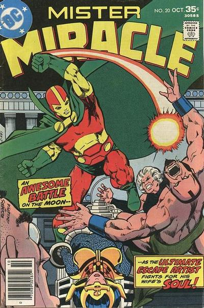 Mister Miracle Vol 1 20