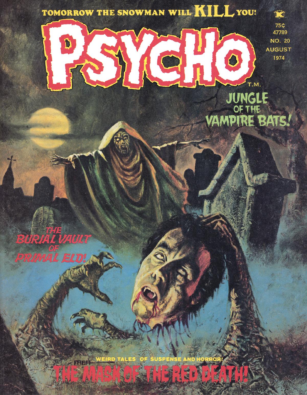 Psycho Vol 1 20