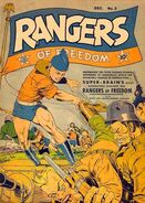 Rangers of Freedom Vol 1 2