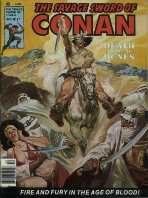 Savage Sword of Conan Vol 1 57