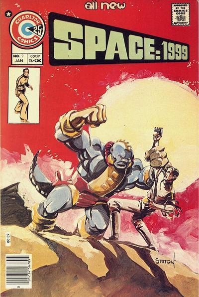 Space: 1999 Vol 1 2