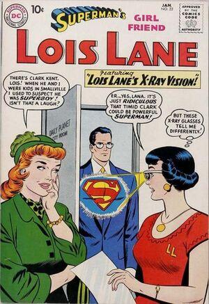 Superman's Girlfriend, Lois Lane Vol 1 22.jpg